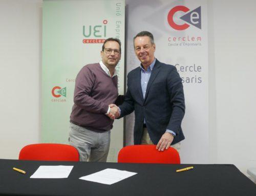 Sumtec Seguridad i la UEI signen un conveni de col·laboració