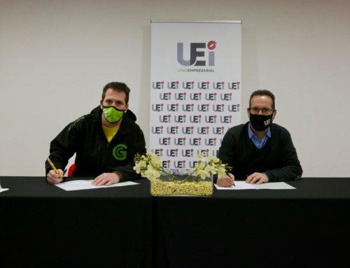 La Unió Empresarial signa un acord de col·laboració amb Goufone
